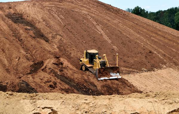Excavación de suelos contaminados