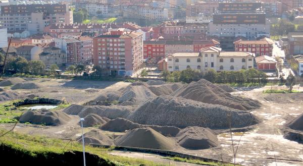 Imagen 1 Excavación de suelos contaminados